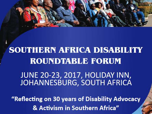 2017 Disability Rountable Report